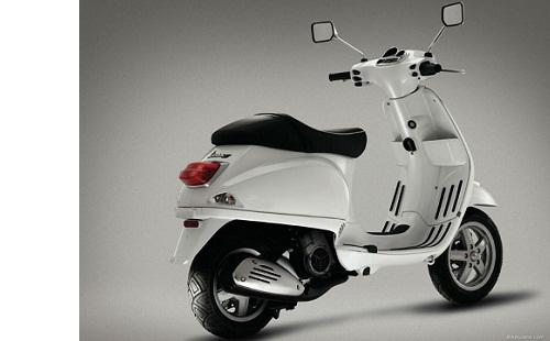 Piaggio Vespa LX-150