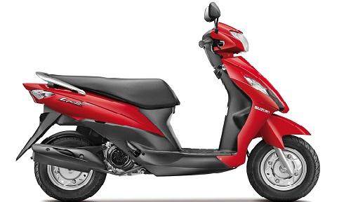 Suzuki Let's 110