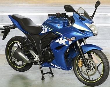 Suzuki Gixxer 250 (GSX-R250)