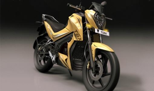 Tork Motorcycle